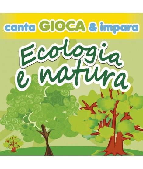 CANTA GIOCA & IMPARA... ECOLOGIA E NATURA - PDF + Mp3