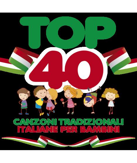 TOP40 CANZONI TRADIZIONALI ITALIANE - PDF + Mp3