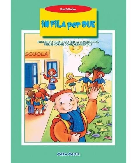 IN FILA PER DUE - PDF + Mp3