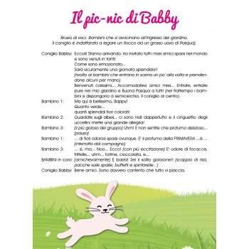 I BAMBINI CANTANO LA PASQUA - PDF + Mp3