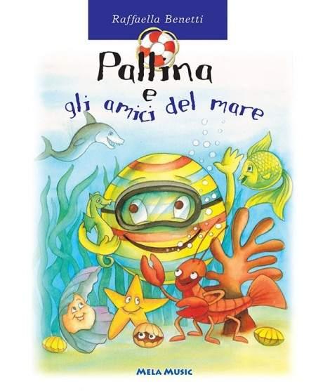 PALLINA E GLI AMICI DEL MARE - PDF + Mp3