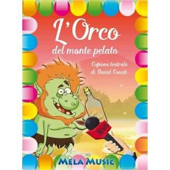 L'ORCO DEL MONTE PELATO - PDF + Mp3