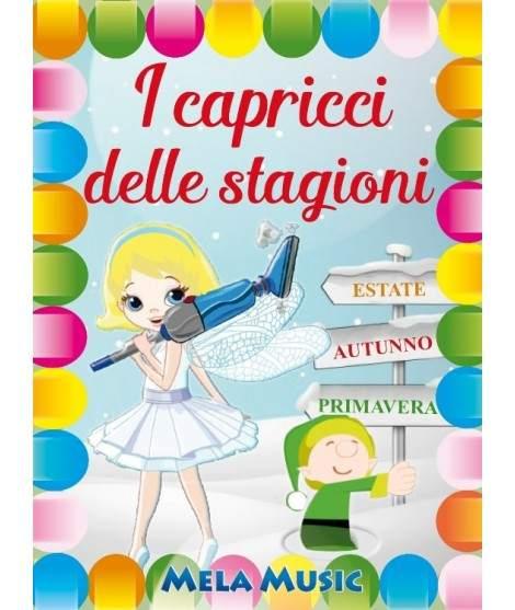 I CAPRICCI DELLE STAGIONI - PDF + Mp3