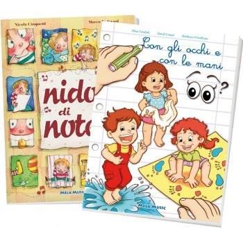 NIDO D'INFANZIA Edizione speciale - PDF + Mp3