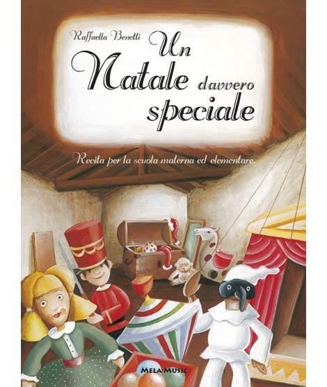 UN NATALE DAVVERO SPECIALE - libro+cd