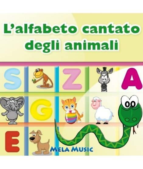 L'ALFABETO CANTATO DEGLI ANIMALI - PDF + Mp3