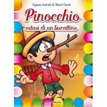 PINOCCHIO ESTASI DI UN BURATTINO - libro