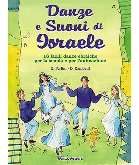 DANZE E SUONI DI ISRAELE - PDF + Mp3