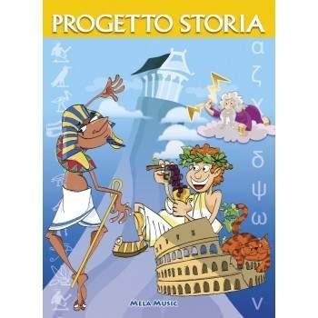 PROGETTO STORIA - libro + cd