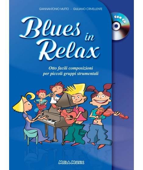 BLUES IN RELAX - libro con cd