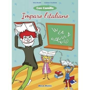 CON CAMILLO IMPARO L'ITALIANO - libro + cd