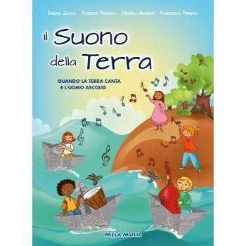 IL SUONO DELLA TERRA - libro +cd