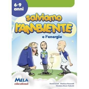 SALVIAMO L'AMBIENTE - Libro+cd