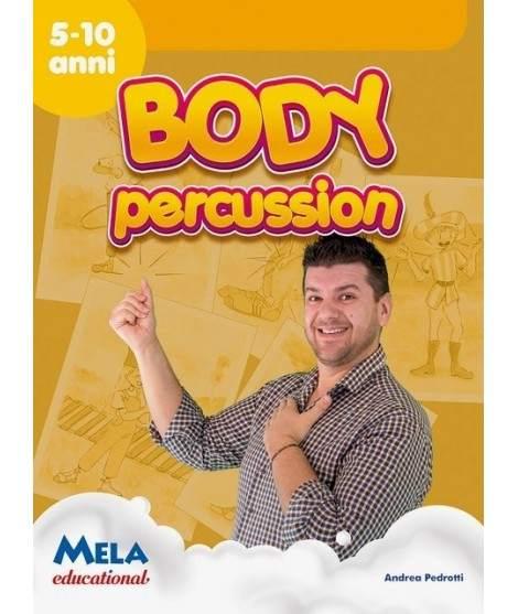 BODY PERCUSSION - Libro + cd
