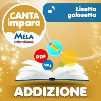 ADDIZIONE - LISETTA GOLOSETTA PDF + Mp3