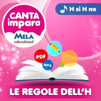 IL VERBO AVERE - LE REGOLE DELL'H PDF + Mp3