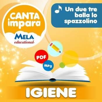 IGIENE - UN DUE TRE BALLA LO SPAZZOLINO PDF + Mp3