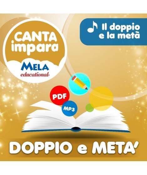DOPPIO E META' - IL DOPPIO E LA META' PDF + Mp3