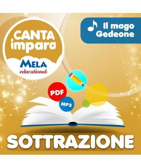 SOTTRAZIONE - IL MAGO GEDEONE PDF + Mp3