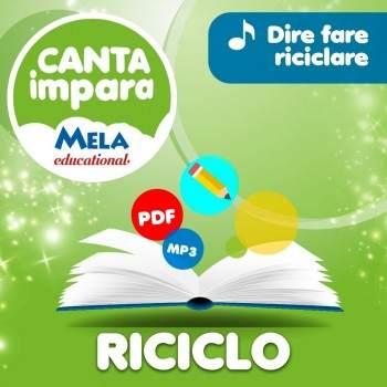 RICICLO - DIRE FARE RICICLARE PDF + Mp3