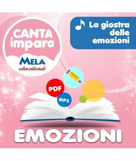 EMOZIONI - LA GIOSTRA DELLE EMOZIONI PDF + Mp3