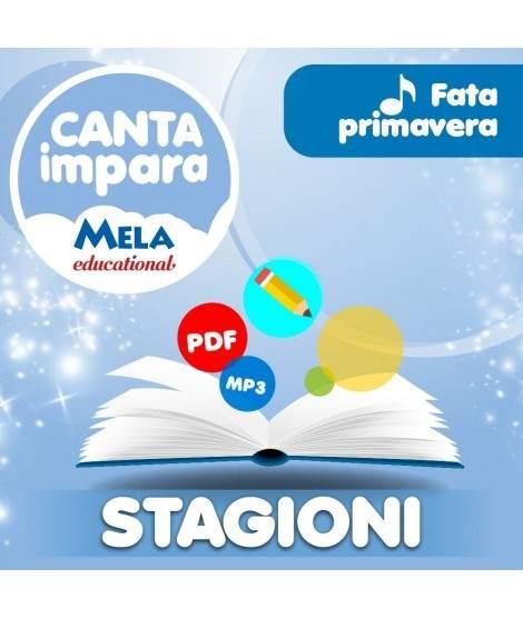 STAGIONI - FATA PRIMAVERA PDF + Mp3