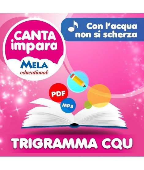 TRIGRAMMA CQU - CON L'ACQUA NON SI SCHERZA PDF + Mp3