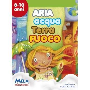 ARIA ACQUA TERRA FUOCO - libro + cd