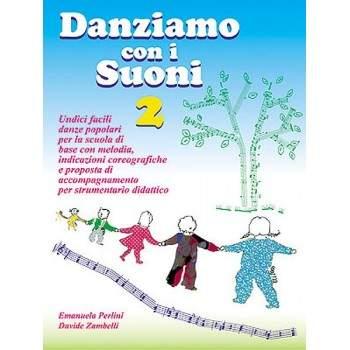 DANZIAMO CON I SUONI 2 - libro + cd