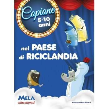 NEL PAESE DI RICICLANDIA - libro + cd