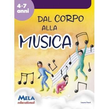 DAL CORPO ALLA MUSICA - libro con cd