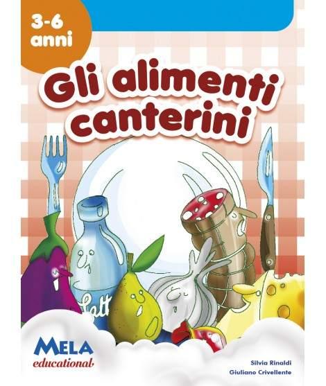 GLI ALIMENTI CANTERINI - PDF + Mp3
