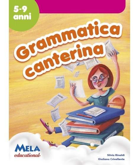 GRAMMATICA CANTERINA - libro + cd