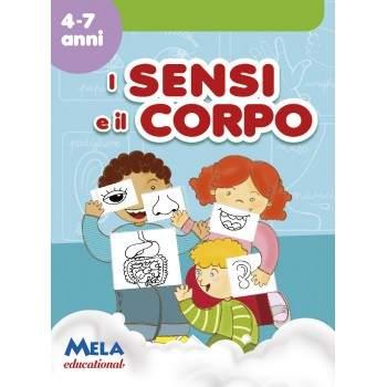 I SENSI E IL CORPO - libro + cd