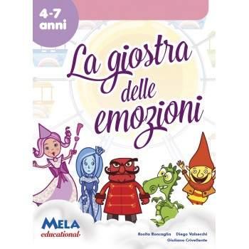 LA GIOSTRA DELLE EMOZIONI - libro con cd