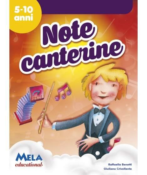 NOTE CANTERINE - PDF + Mp3