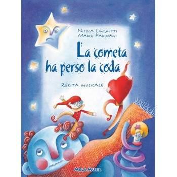 LA COMETA HA PERSO LA CODA - PDF + Mp3