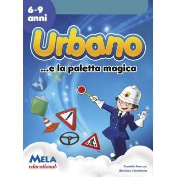 URBANO E LA PALETTA MAGICA