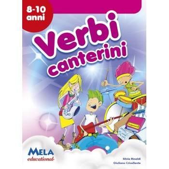 I VERBI CANTERINI - libro + cd