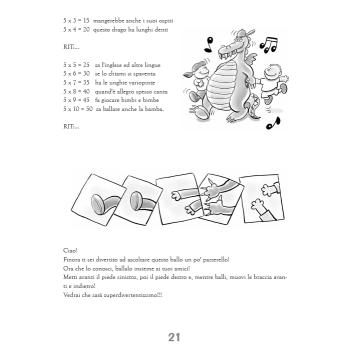 LE TABELLINE CANTERINE - PDF + Mp3