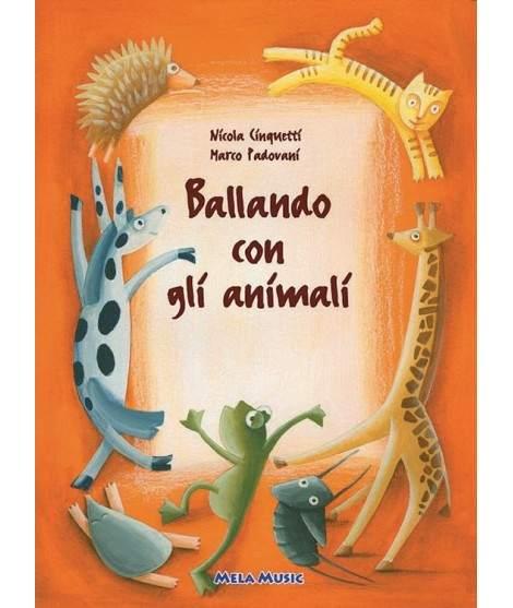BALLANDO CON GLI ANIMALI - PDF + Mp3