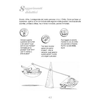 VOGLIO UN MONDO DIRITTO - PDF + Mp3