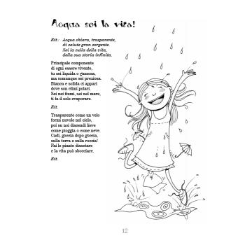ARIA ACQUA TERRA FUOCO - PDF + Mp3