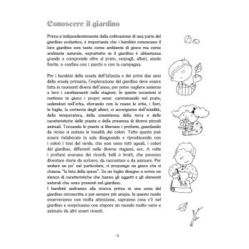 L'ORTO DIDATTICO - libro + cd