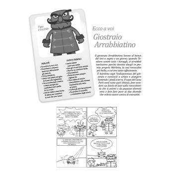 LA GIOSTRA DELLE EMOZIONI - prodotto PDF + Mp3