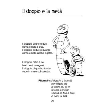 1 2 E 3 CANTA INSIEME A ME - PDF + Mp3