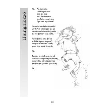 L'ORTOGRAFIA CAPRICCIOSA - libro + cd
