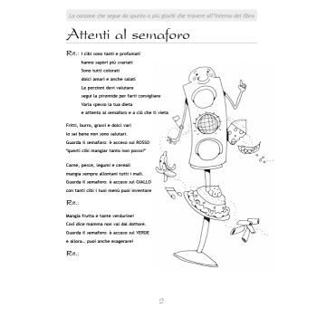 LA SALUTE VIEN MANGIANDO - libro + cd