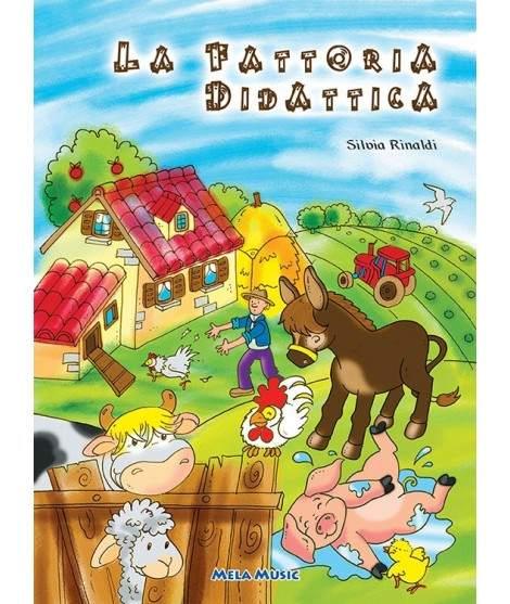 LA FATTORIA DIDATTICA - libro + cd