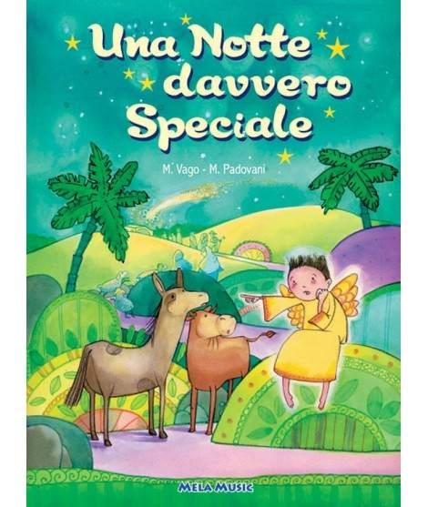 UNA NOTTE DAVVERO SPECIALE - libro + cd